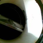 Export hose Status After back Flush